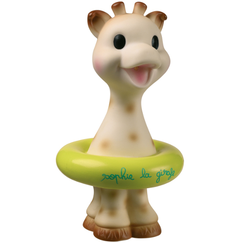 Vulli Jucarie pentru Baie Girafa Sophie