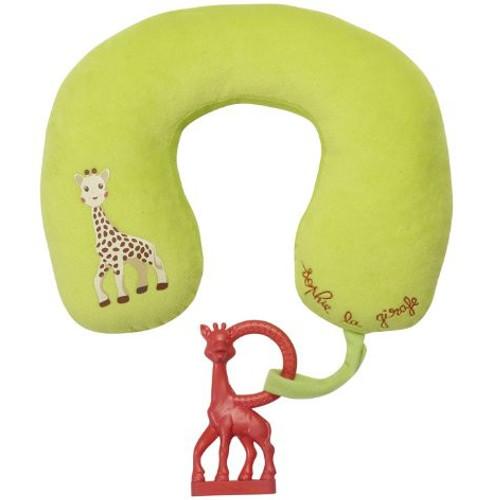 Vulli Perna de Gat cu Inel Dentitie Girafa Sophie