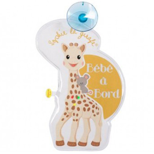 Semnal Luminos Girafa Sophie cu Leduri