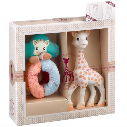 Set Sophiesticat Girafa Sophie si Zornaitoare