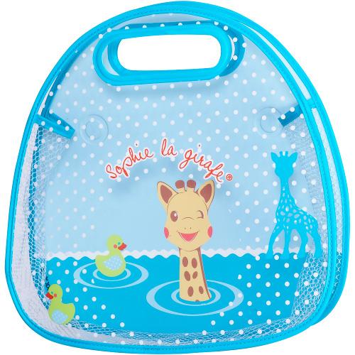 Suport de Baie pentru Jucarii Girafa Sophie