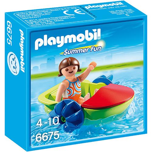 Summer Fun - Water Park - Copil Cu Hidrobicicleta