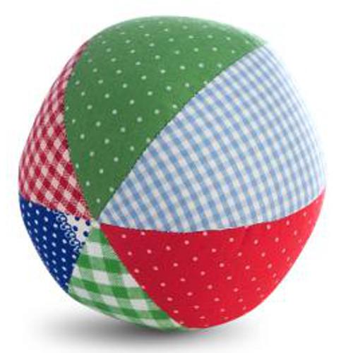 Jucarie Textila Red Ball