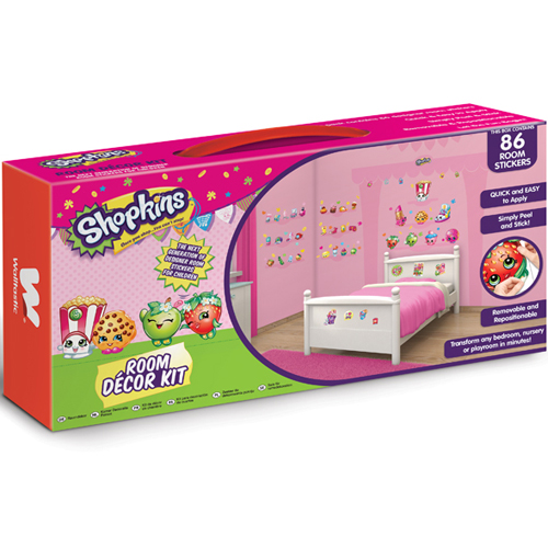 Kit Decor Shopkins