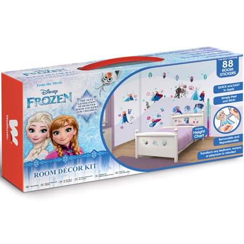Kit Decor Disney Frozen 2016