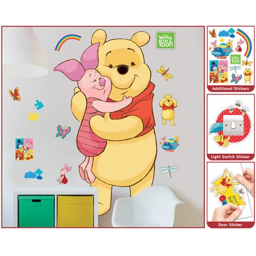 Sticker Mare Winnie the Pooh