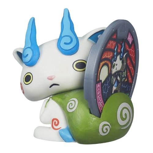 Figurina Komasan cu Medalie Yo-Kai