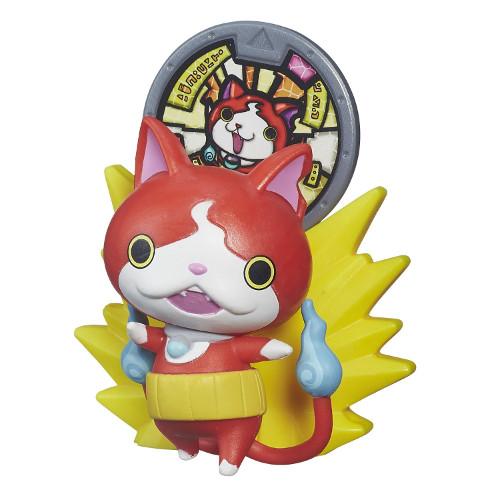 Figurina Jibanyan cu Medalie Yo-Kai