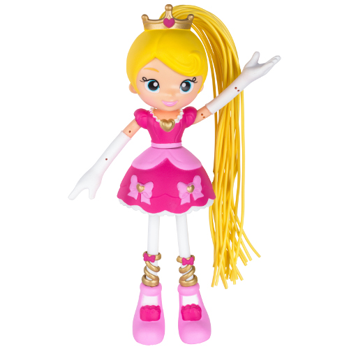 Betty Spaghetty S1 Single Printesa
