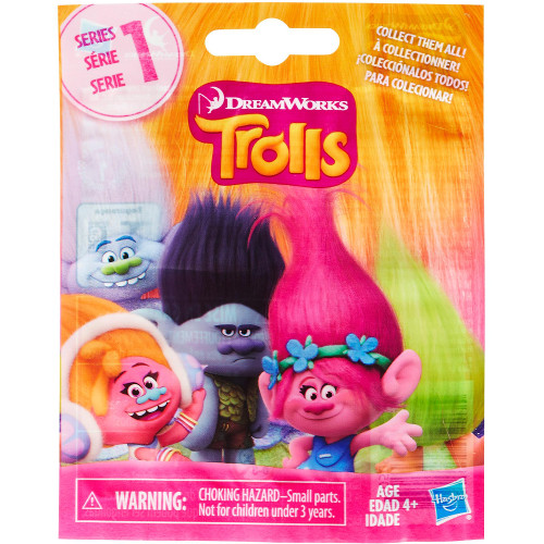 Dreamworks Trolls Figurina In Folie