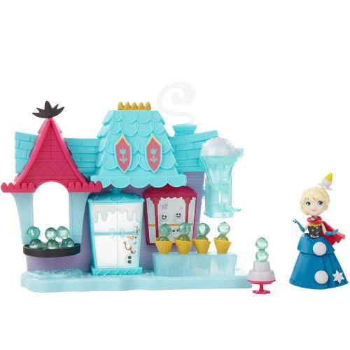 Frozen - Set de Joaca cu Figurina Elsa