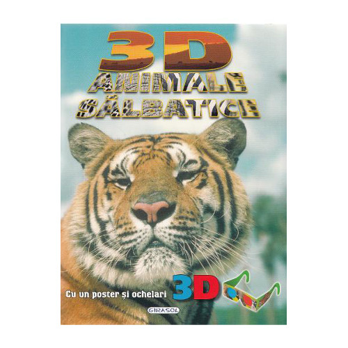 3D Animale Salbatice