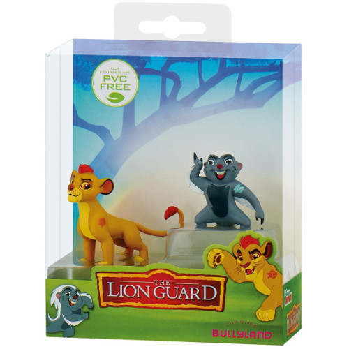 Set Figurine Kion si Bunga - Lion Guard