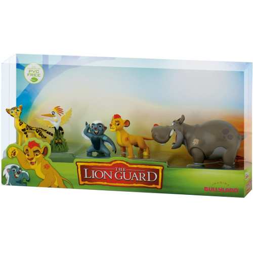Set 5 Figurine Lion Guard