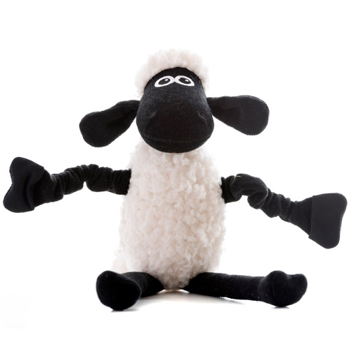 Shaun the Sheep - Jucarie Prastie din Plus 13cm