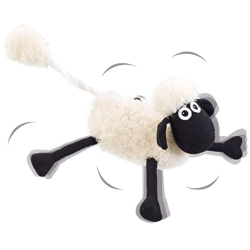Shaun the Sheep - Jucarie din Plus Vibranta 25cm