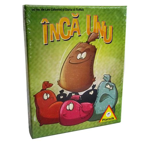 Piatnik Joc Inca Unu