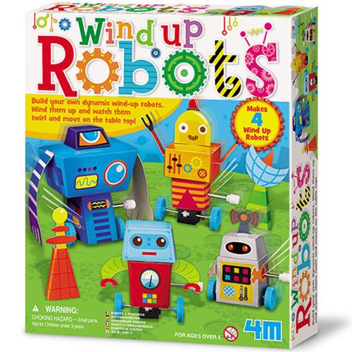 Set Creatie Roboti