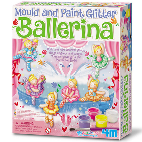 Kit Modeleaza si Picteaza Balerina