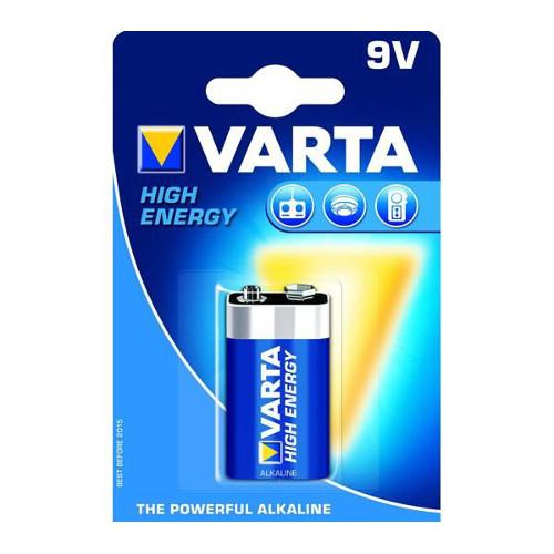Baterie 9V High Energy thumbnail