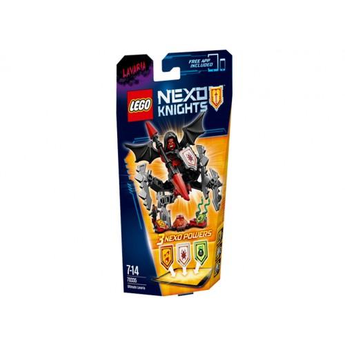LEGO NEXO KNIGHTS- Suprema Lavaria 70335