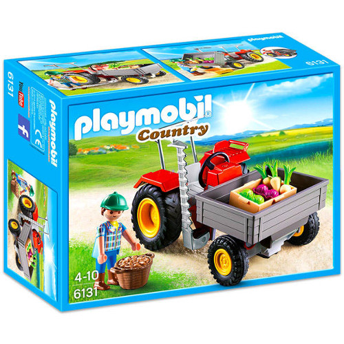 Country Farm - Tractor De Recoltare
