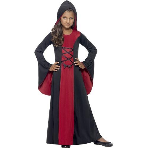 Smiffys Costum Vampirita 10 – 12 Ani