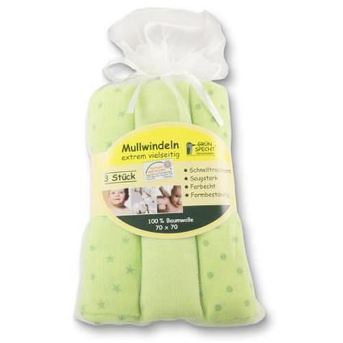 Servetele de Bumbac 70x 70 cm Verde