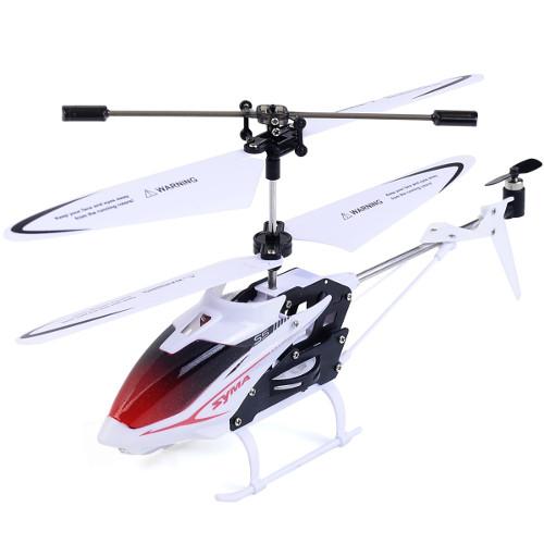 Elicopter S5 Alb cu Giroscop