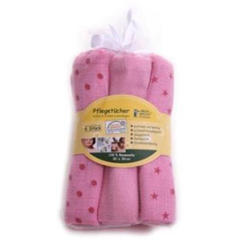Servetele de Bumbac 30 x 30 cm Roz