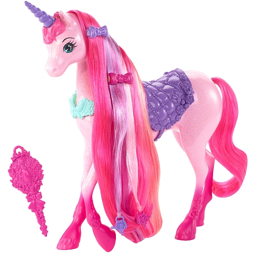Barbie Endless Hair Kingdom - Unicorn