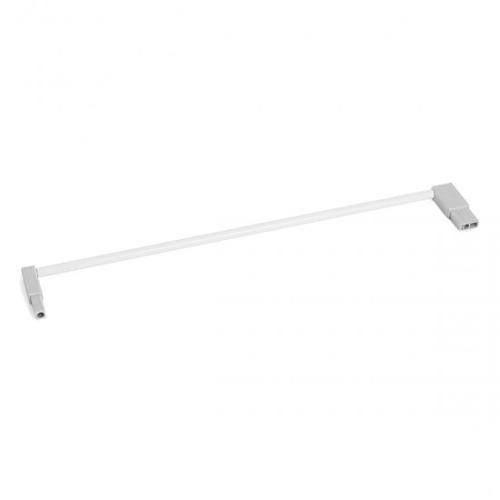 Extensie Poarta Siguranta White 7 cm imagine