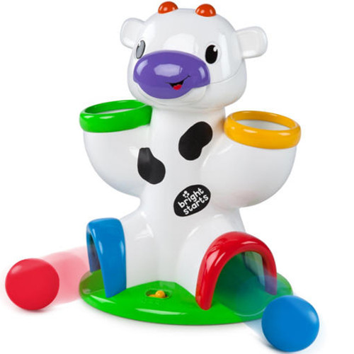 Bright Starts Vacuta Drop and Giggle Cow