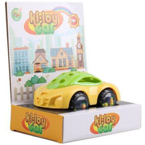 Masinuta Soft Bebe Ki-Joy Cabrio Cerculete