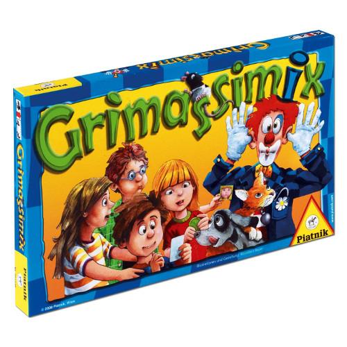 Piatnik Joc Grimassimix