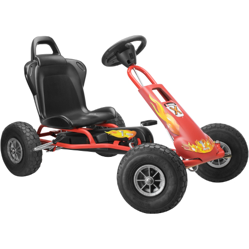 Ferbedo Kart Air Runner Rosu
