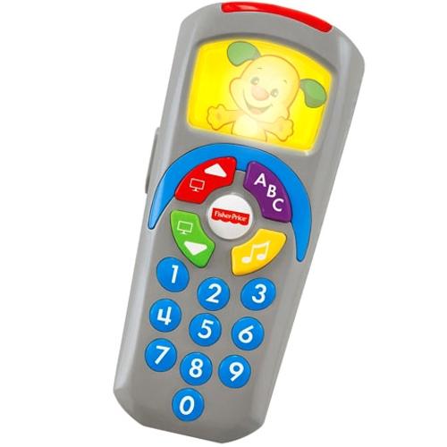 Fisher-Price Telecomanda Vorbareata Laugh and Learn