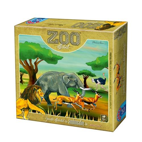 Joc Zoo Alfabet