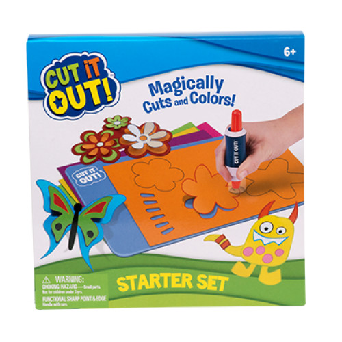Set Cut It Out pentru Incepatori