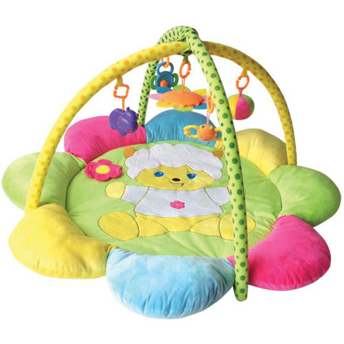 Bertoni-Lorelli Saltea de Activitate din Plus Play Gym Sheep