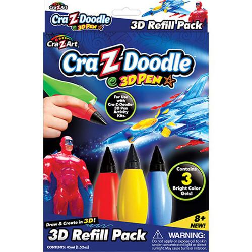 Rezerva Pasta Colorata pentru Creioane 3D