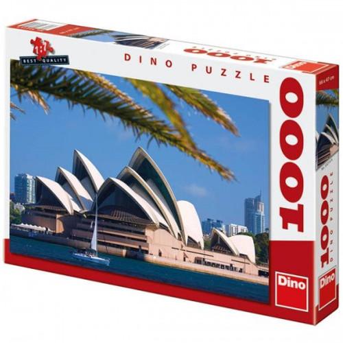 Puzzle Opera din Sydney 1000 Piese