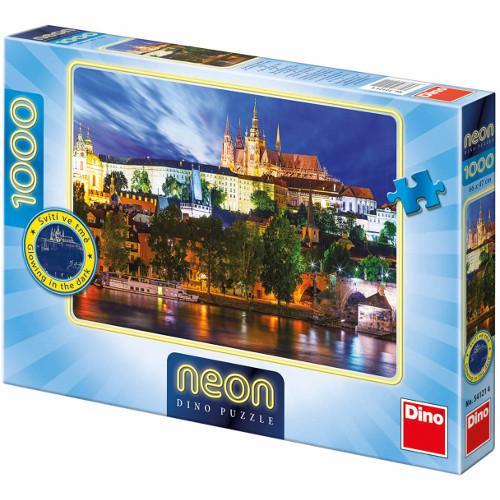 Puzzle Peisaj de Vara Praga 1000 Piese