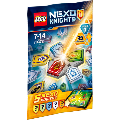NEXO KNIGHTS - Combo NEXO Powers - Seria 1 70372