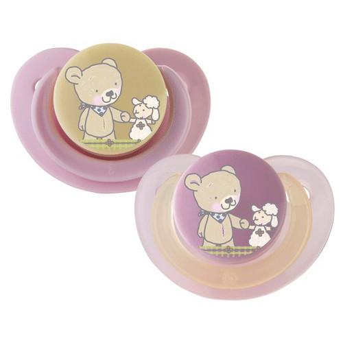 Rotho Babydesign Set 2 Suzete Silicon pentru Nou-Nascuti
