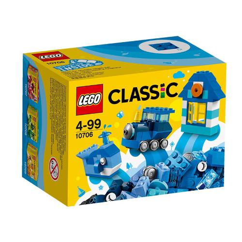 LEGO Classic Cutie Albastra de Creativitate 10706
