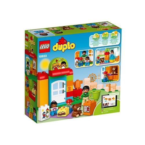 LEGO DUPLO Gradinita 10833