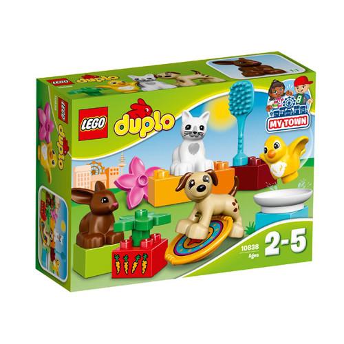 LEGO DUPLO Animalutele Familiei 10838