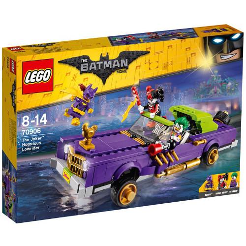 LEGO Batman Joker si Masina Joasa Notorious 70906
