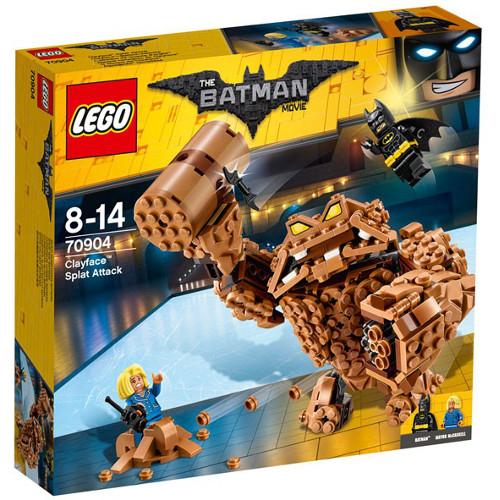 LEGO Batman Atacul Rasunator al lui Clayface 70904